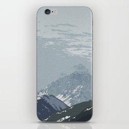 Pyramid Peak iPhone Skin