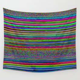 Super_Stripez Wall Tapestry