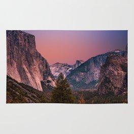 Yosemite Valley #society6 #decor #buyart Rug