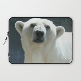 Awesome Polar Baer Laptop Sleeve