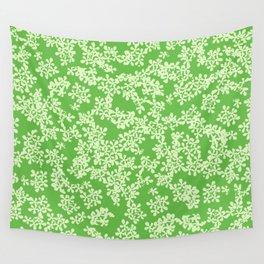 Florestan (Green) Wall Tapestry