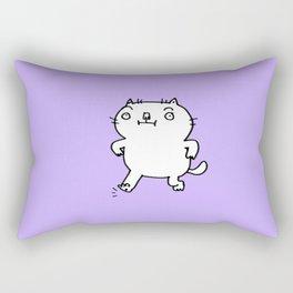 Cat Shuffle Rectangular Pillow