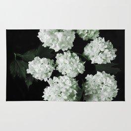 White lilac 5 Rug