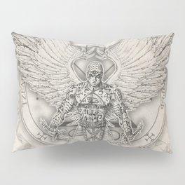 Archangel Raguel Pillow Sham