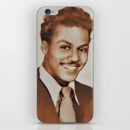 Chuck Berry, Music Legend iPhone Skin