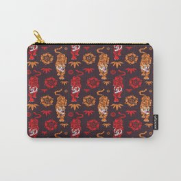 Tigers pattern 3 Carry-All Pouch