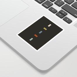 isolation Sticker