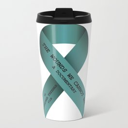 The Wounds We Cannot See Documentary Metal Travel Mug