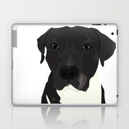 Atticus the Pit Bull Laptop & iPad Skin