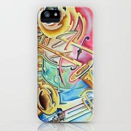 Instrumental iPhone Case