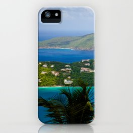 Virgin Islands iPhone Case