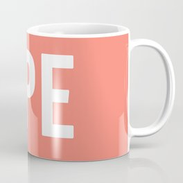 OPE Salmon Coffee Mug