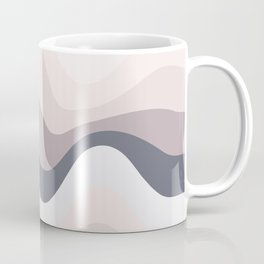 Abstract Mountains Coffee Mug