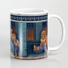 Dragon Double Coffee Mug