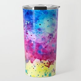 Splatter Travel Mug