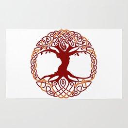 Yggdrasil Tree Of Life Rug