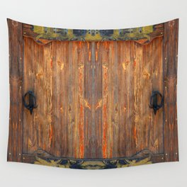 Wood Texture 800 Wall Tapestry