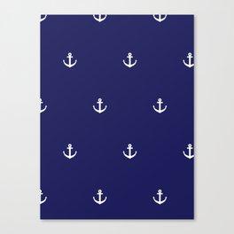 Anchor 2 Canvas Print