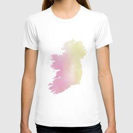 Ireland Watercolour T-shirt