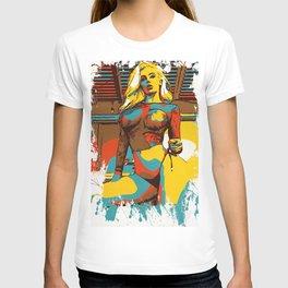 Sexy Girl Artwork T-shirt