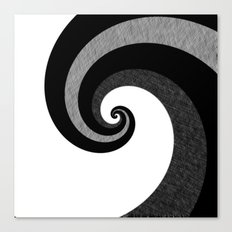 cotton wave Canvas Print