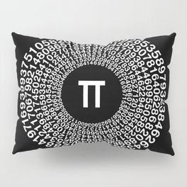 TRANSCENDENCE OF PI Pillow Sham