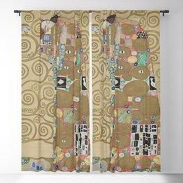 Gustav Klimt - The Embrace Blackout Curtain