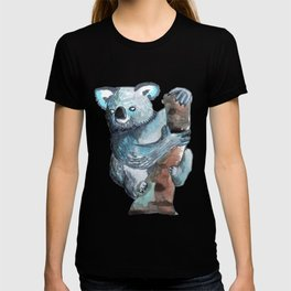 the koala awesome T-shirt