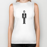 marc johns Biker Tanks featuring Marc Anthony by Band Land