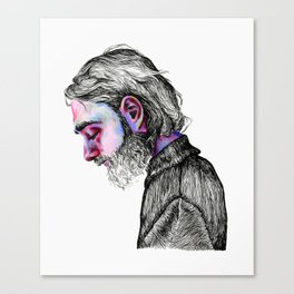 Keaton Henson Canvas Print