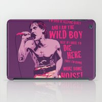 iggy iPad Cases featuring Iggy Pop by Stan Pro