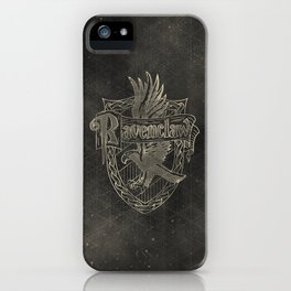 Ravenclaw House iPhone Case