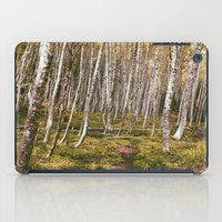 helen iPad Cases featuring Regrowth from Mount Saint Helen by Amanda Picotte
