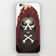 Skullbeard iPhone & iPod Skin