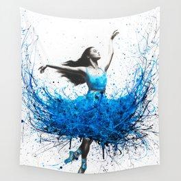 Ocean Ballet Wall Tapestry