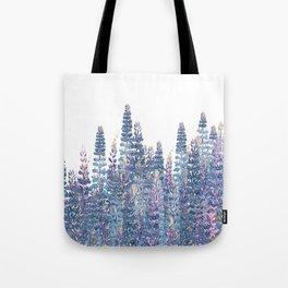 Lupine Love Tote Bag
