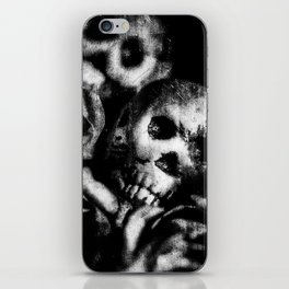 Lay Down iPhone Skin