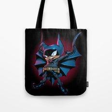 Bat-Mite Tote Bag