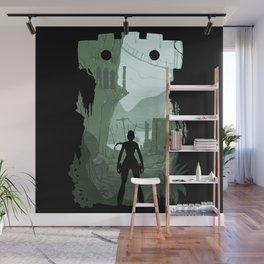 Lara Croft Wall Mural