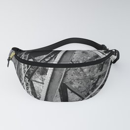 Railroad #Society6  #decor #buy art Fanny Pack