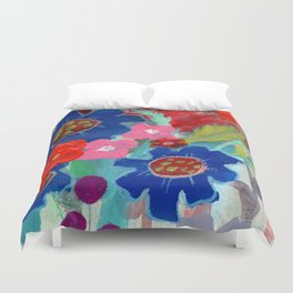 Fit Flowers Duvet Cover