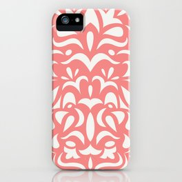 Penguin Classic: Coral iPhone Case