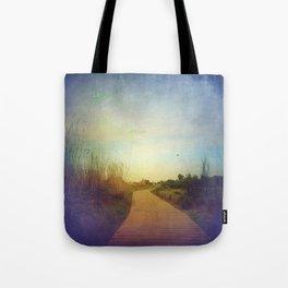 Pave the Way Tote Bag