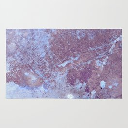 Texturized Color Rug