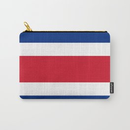 Flag of costa rica Carry-All Pouch