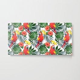 tropical cool summer  Metal Print
