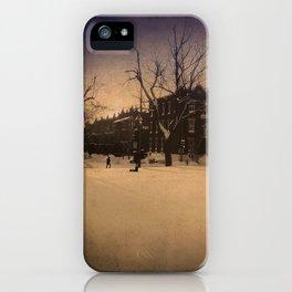 Frozen Journey iPhone Case
