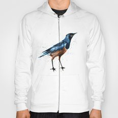 African Starling Hoody