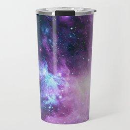 Galaxy dust space with stars Travel Mug