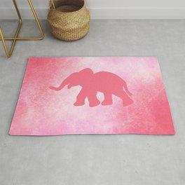 Ella the Elephant Rug